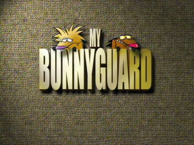 My Bunnyguard title card