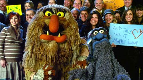 Beautiful Day Monster - Muppet Wiki - Wikia