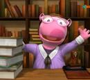 Librarian Uniqua