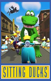 Crocodile And Duck Kids Show