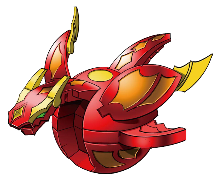 bakugan dragon