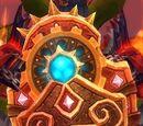 Часы бронзовых драконов