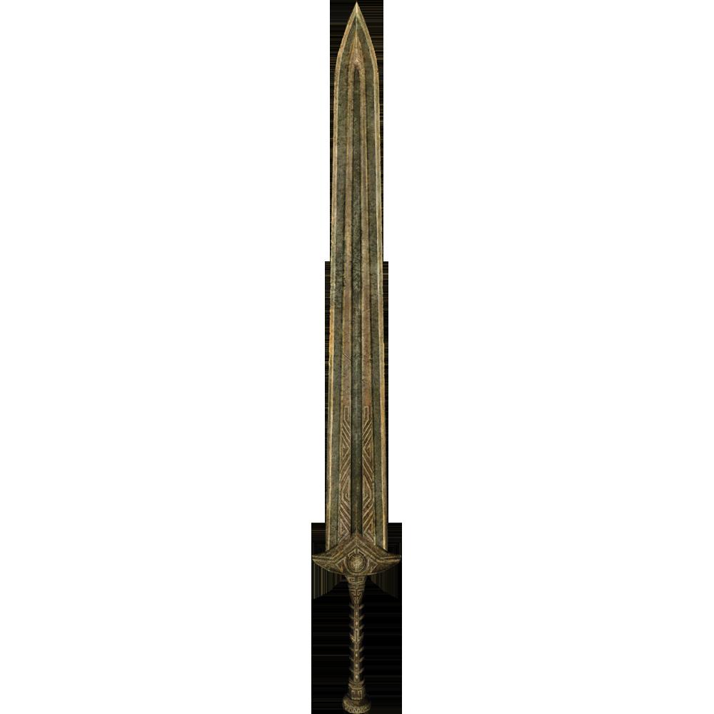 Dwarven Sword The Elder Scrolls Wiki