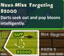 Neva-Miss Targeting