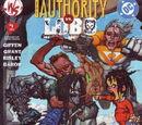 The Authority/Lobo: Jingle Hell Vol 1 1