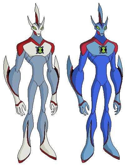Ben 10 Ultimate Alien Waybig