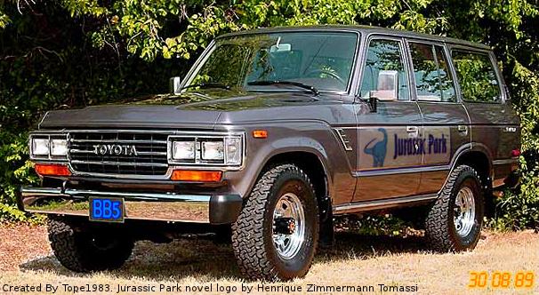 Jurassic Park Jeep For Sale >> Tour Vehicles - Jurassic Park wiki - Wikia