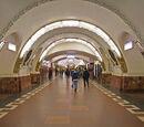 Ploschtschad Wosstanija-Station