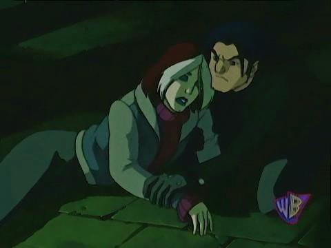 Rogue and Logan  X-Men...