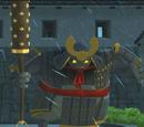 Samurai Clubmen