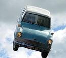 Ford Anglia volante