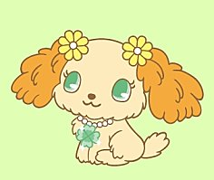 Prase jewel pet wiki - Jewelpet prase ...