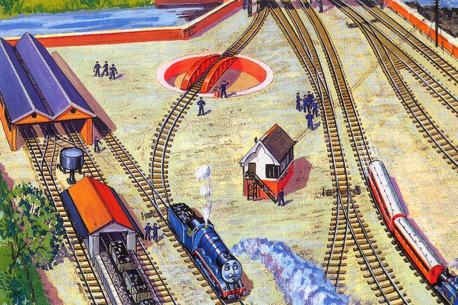 Tidmouth Awdry S Railway Series Wiki