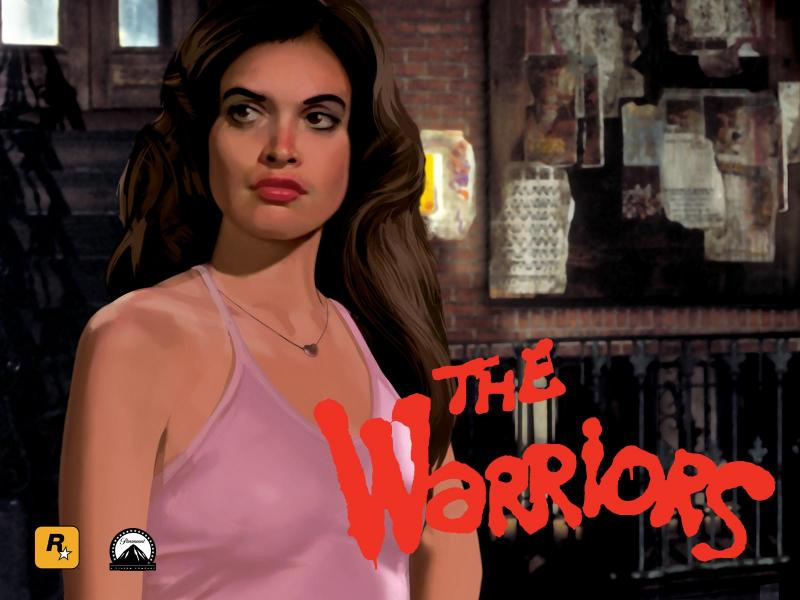 Mercy - The Warriors