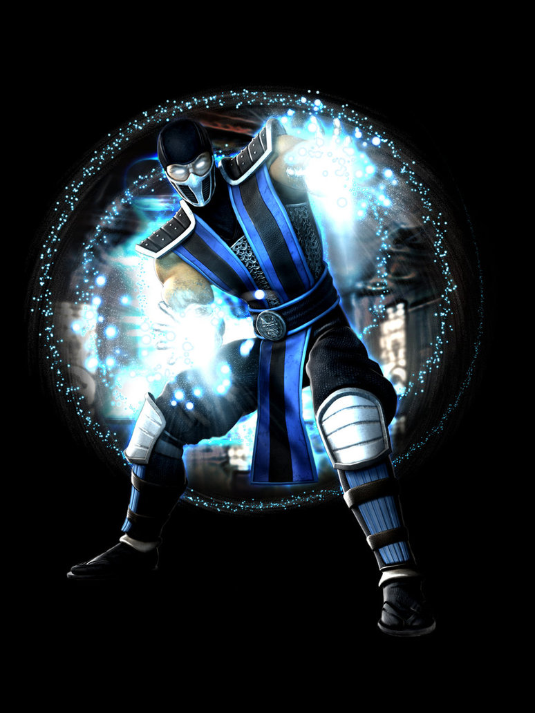 mortal kombat shaolin monks sub zero