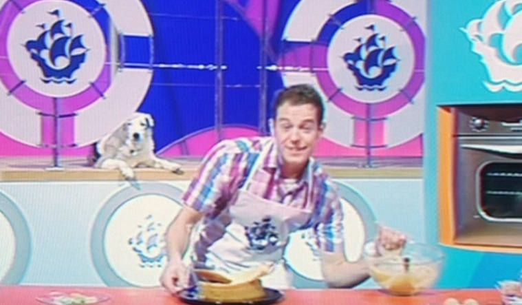 also Blue Peter presenters