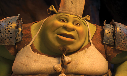 Cookie the Ogre - WikiShrek - The wiki all about Shrek