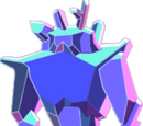 Habitantes de la Dimension de cristal