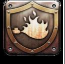 Operation Raccoon City award - Burning Inside.png