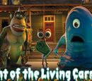 Monsters vs. Aliens: Night of the Living Carrots