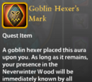 Goblin Hexer's Mark