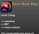 Drow Scout Ring