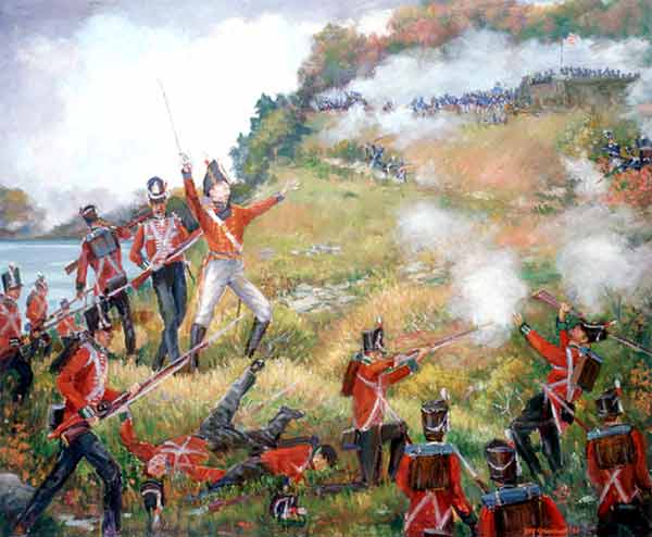 1774 1830 Britain Keeps America Alternative History