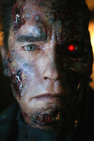 T 850 Terminator Image - T3-promo-arnold-0t-850 himself.jpg - Terminator Wiki