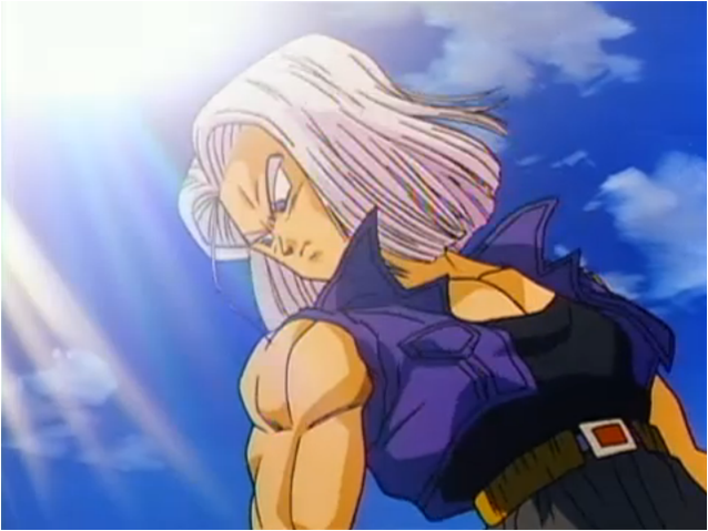 Image - Future Trunks in Bojack Unbound.png - Awesome ...