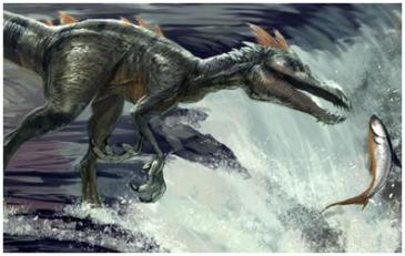 Atercurisaurus Ambulaquasaurus crista...