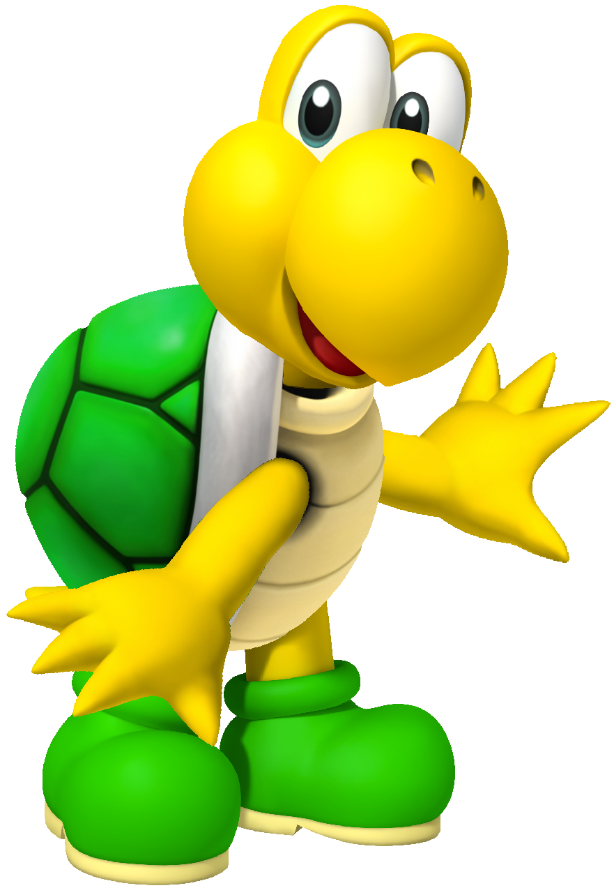 Image Koopa Troopa Sm3dw Png Fantendo The Video Game