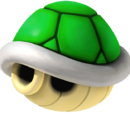 Green Shell (Item)