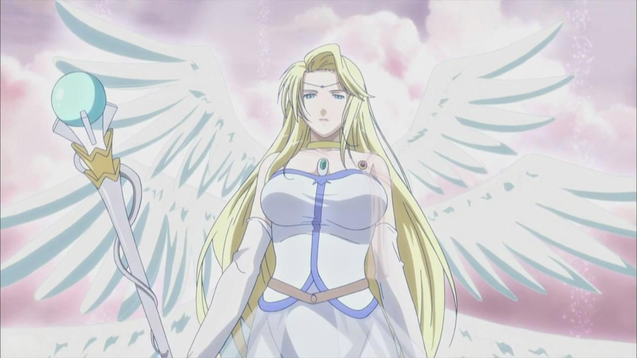 Angel Queen - Plastic Curves