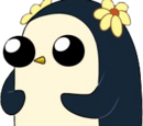 Pingüina de las Flores