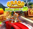 Crash Nitro Kart 3D