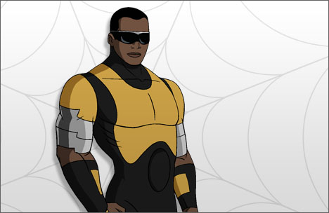 ultimate spiderman powerman - photo #1
