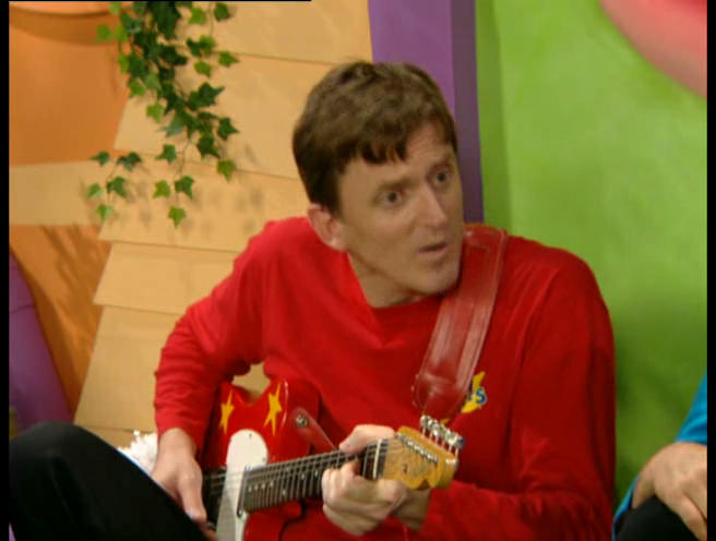 The Wiggles Red Guitar Wwwgenialfotocom