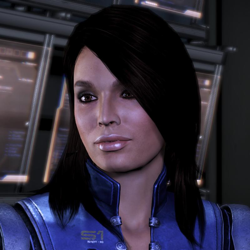 Mass effect 1 -2 -3  Ashley_ME3_Character_Shot