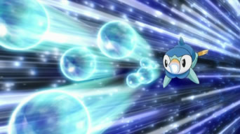 What levels do Piplup, Prinplup, and Empoleon learn Ice ...