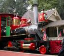 Ward Kimball (locomotive)