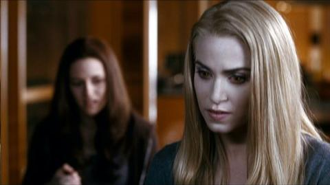 The Twilight Saga Eclipse (2010) - Clip Rosalie's advice to Bella