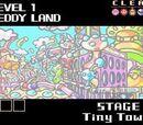 Niveles de Kirby y el Pincel del Poder