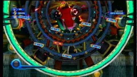Sonic Colors - S Rank - (Boss) Tropical Resort