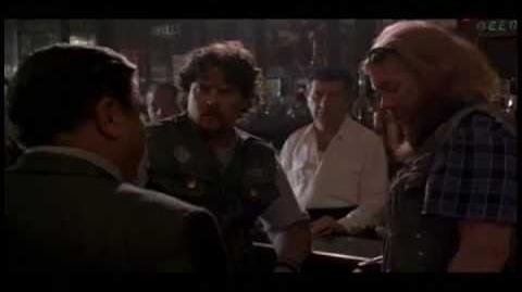 A Bronx Tale (bikers vs. mobsters bar fight scene)