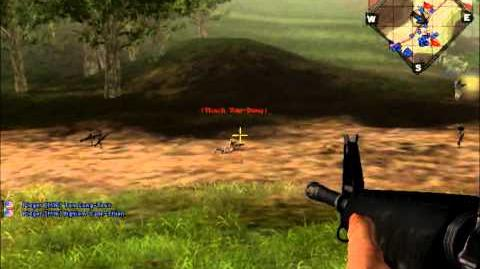 BFV M16 footage