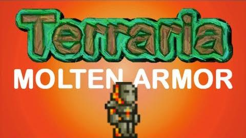 Terraria Molten Bar 01:42 Terraria Molten Armor