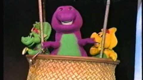 Barney Big Surprise (Part 5)