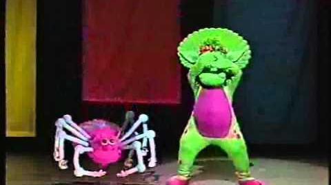 Barney in Concert (Original) (Part 4)