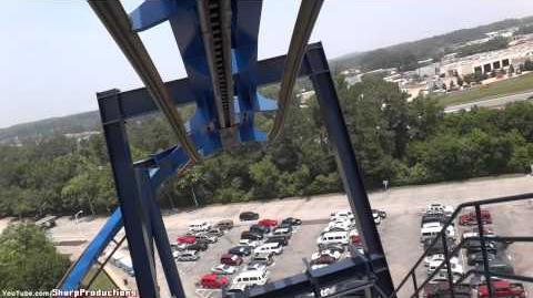 Batman The Ride (Six Flags Over Georgia)
