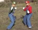 Mario and Luigi Prepare